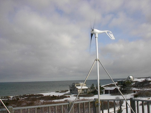 Wind Generator Pole Mount