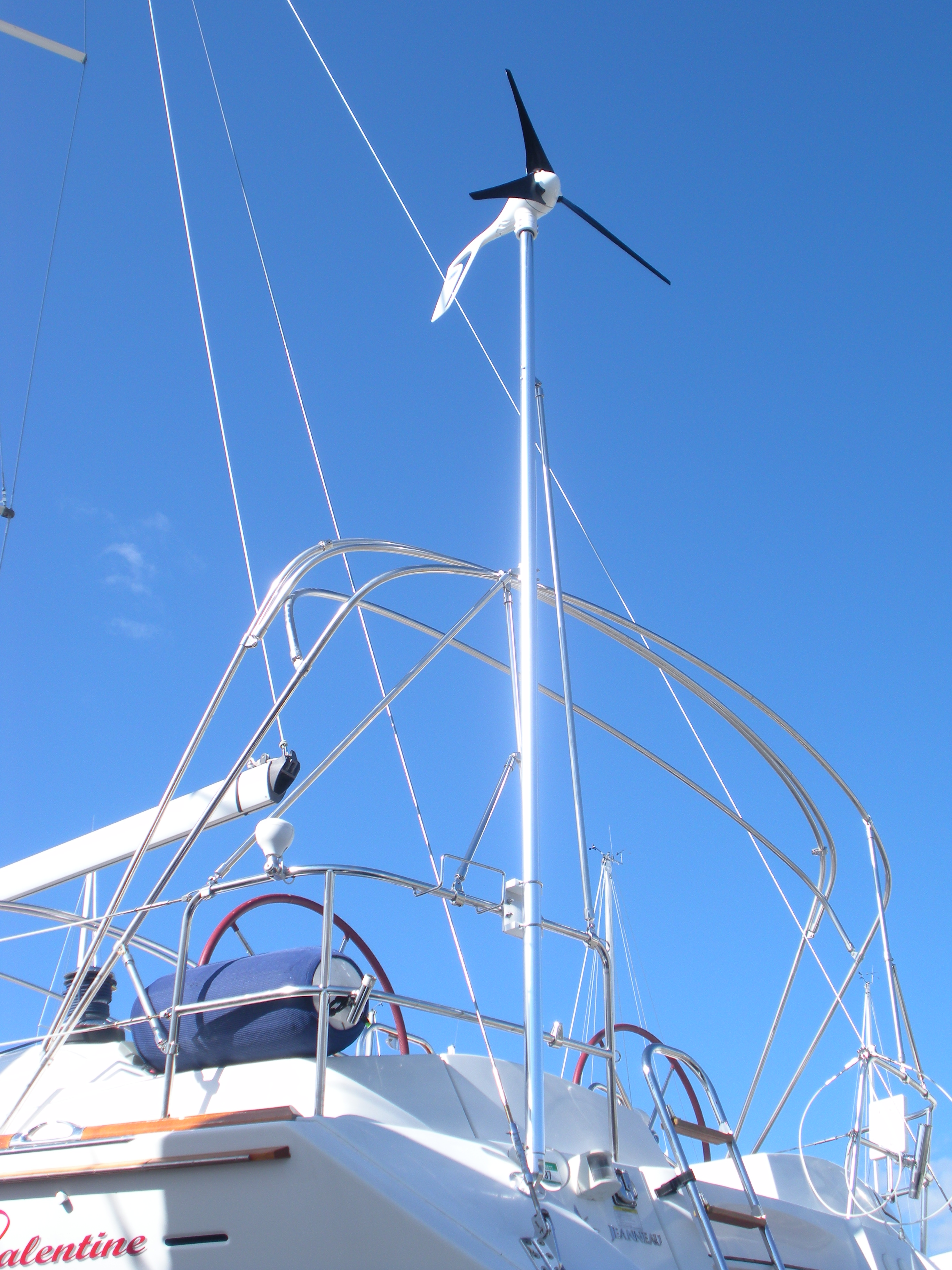 Wind Generator Mounts